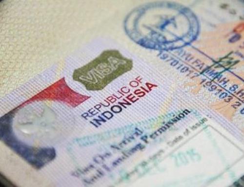 مدارک اخذ ویزای اندونزی