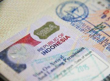 ویزا-اندونزی